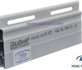 Cửa cuốn khe thoáng Aludoor công nghệ Đức MS053i