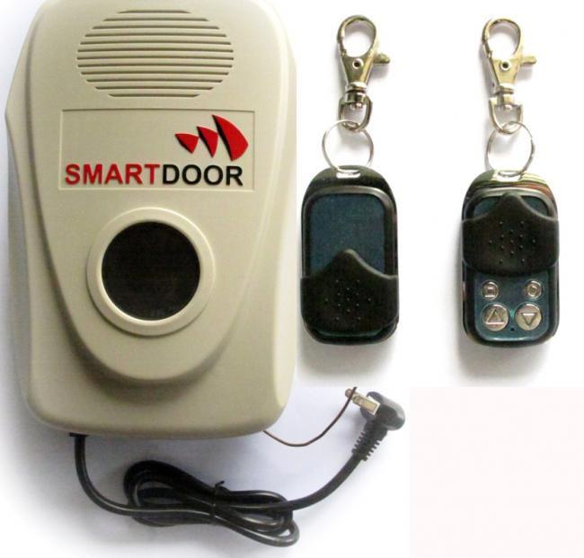 remote cua cuon smartdoor