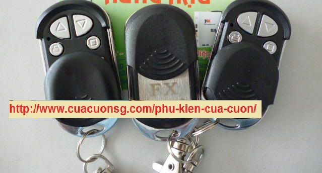 remote cửa cuốn An Giang