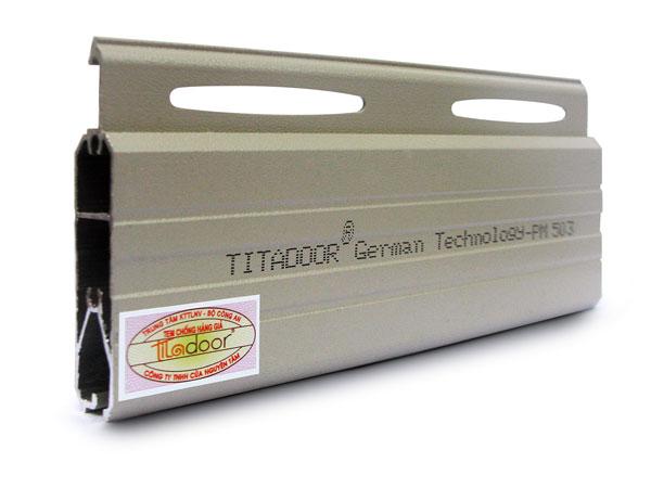 Cửa cuốn Đức Titadoor PM 503