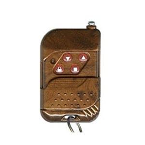 remote cửa cuốn nút Nhựa vân gỗ