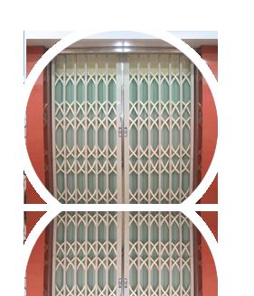 cửa kéo có lá Đài Loan