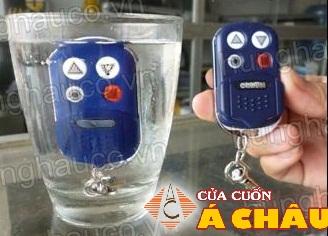 remote cua cuon chong nuoc