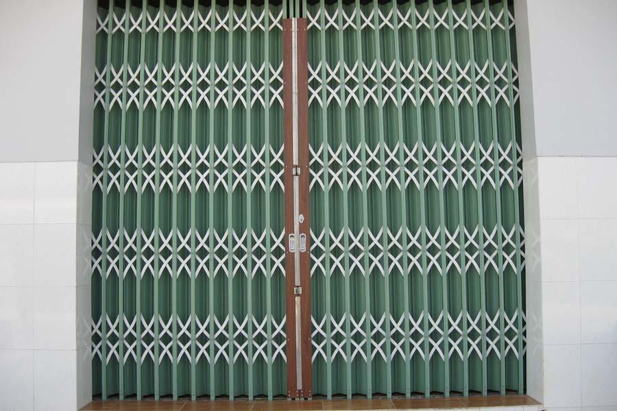 cửa kéo có lá Đài Loan U 1 ly