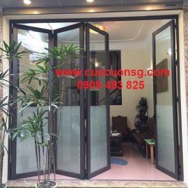 Cửa nhôm Xingfa giá rẻ hcm