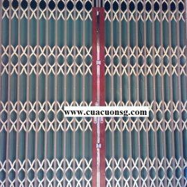 Giới Thiệu Các Dòng Cửa Kéo Sắt Đài Loan Nhập Khẩu Giá Tốt Tp.HCM