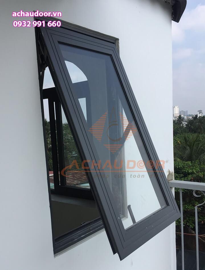 Cửa sổ mở hất nhôm Xingfa 1 cánh