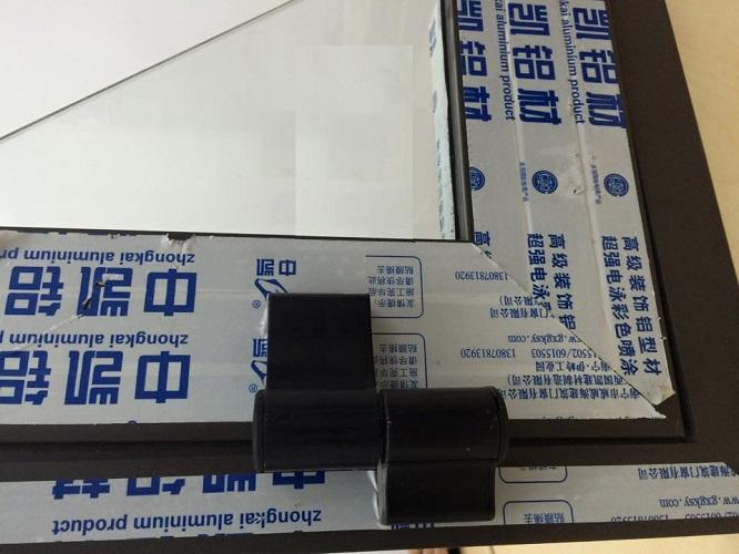 cửa kính khung nhôm Xingfa tem xanh