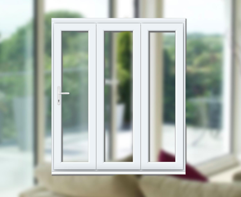 cửa nhựa lõi thép kính