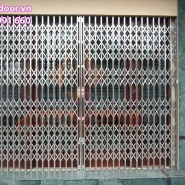 Cửa Kéo Inox 304 U1 Ly Không Lá