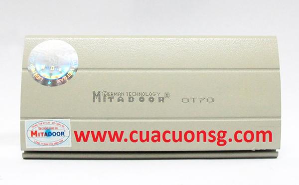 cửa cuốn Đức Mitadoor giá rẻ nhất với các tính năng cơ bản