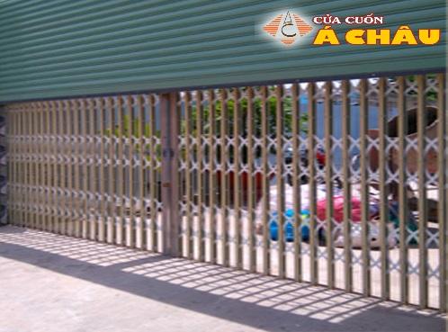 cửa kéo Đài Loan không lá U 1.4mm