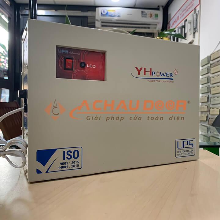 bình lưu điện cửa cuốn yh power y400