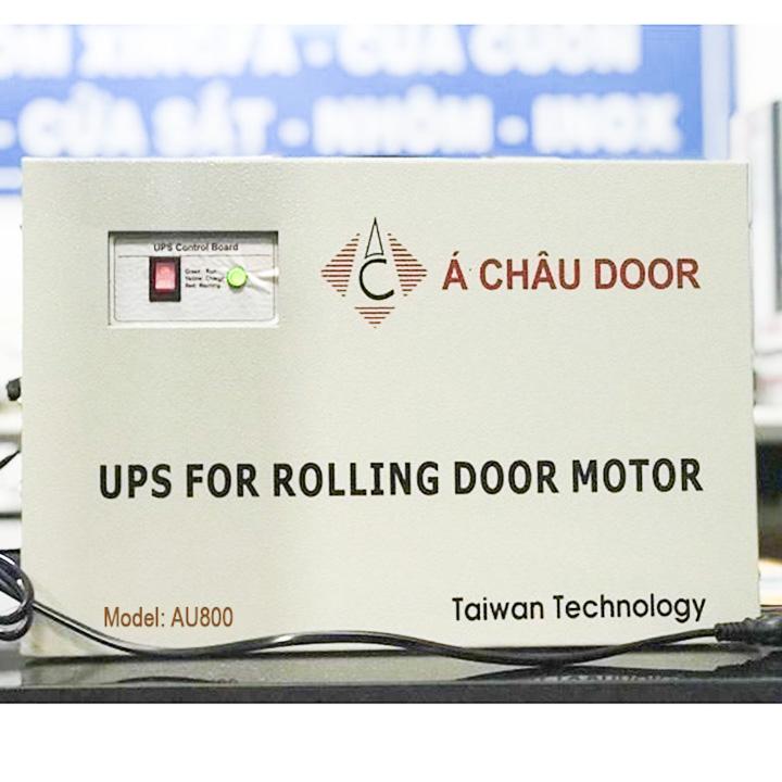 Bình lưu điện cửa cuốn Á Châu au800