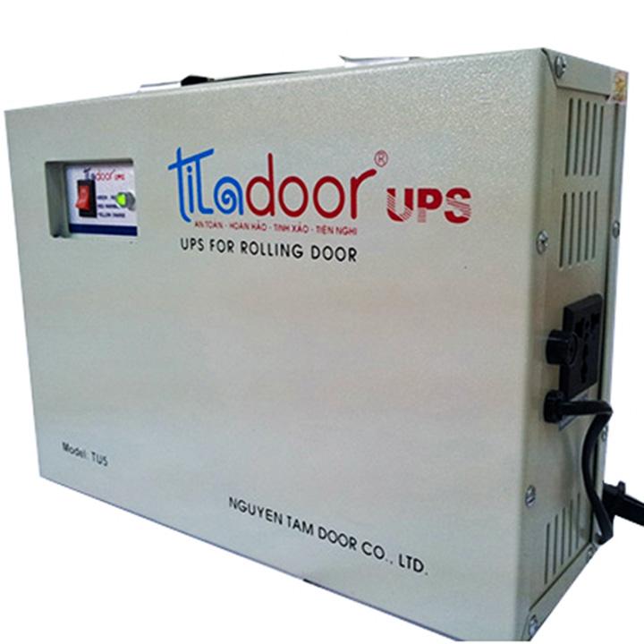 bình lưu điện cửa cuốn Titadoor TU5-12Ah