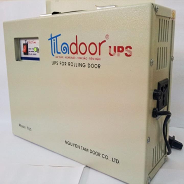 bình lưu điện cửa cuốn Titadoor TU5-7.5Ah