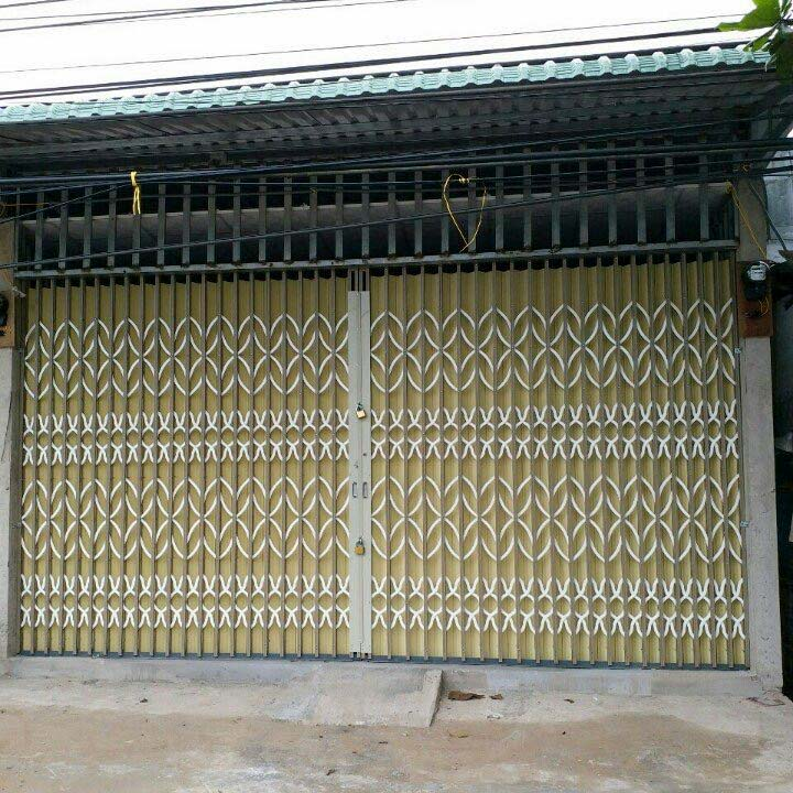 Cửa kéo Đài Loan có lá u 8 dem