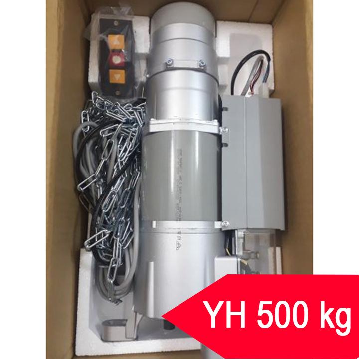 Motor cửa cuốn YH 500Kg