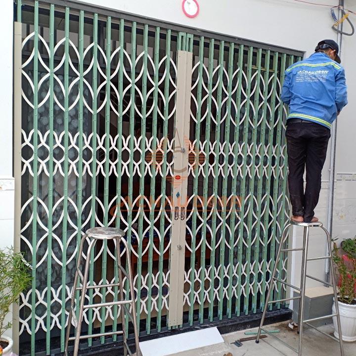 Sửa cửa kéo giá rẻ tp.HCM