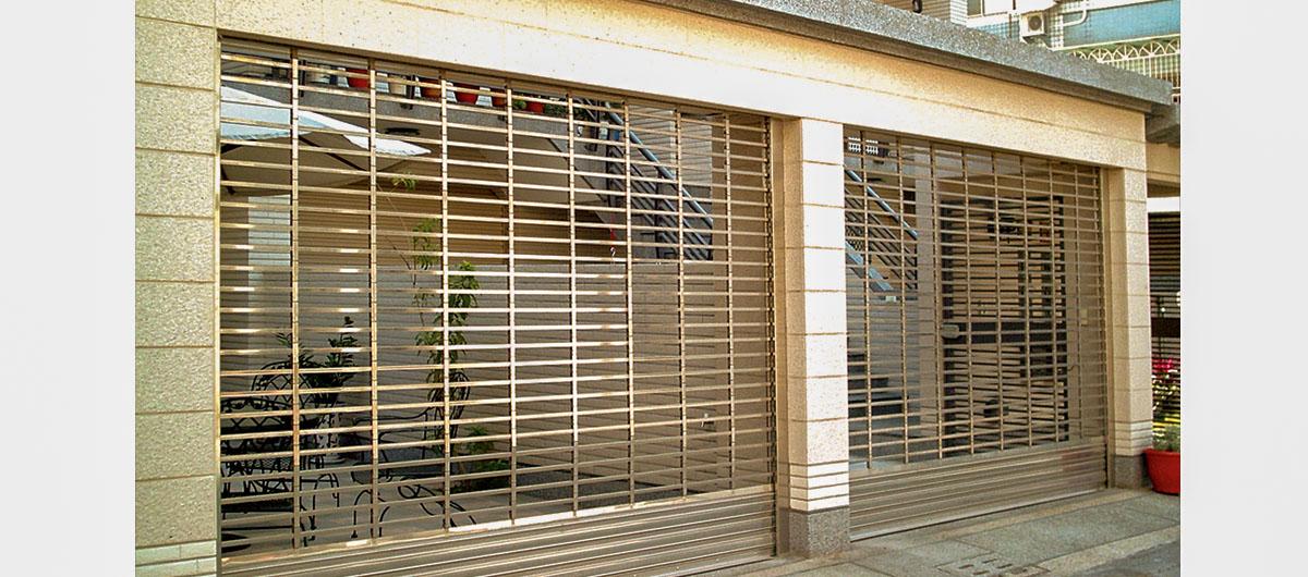 Cửa Cuốn Austdoor Khớp Thoáng Inox Austgrill 2 2