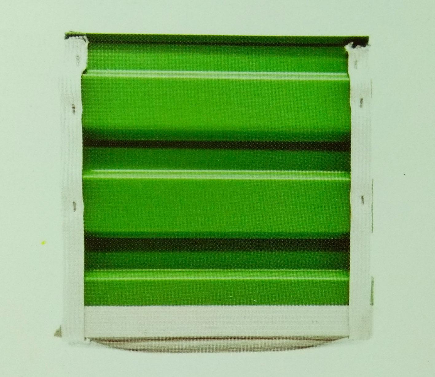 Cửa Cuốn Thép Tấm Liền Doortech Ecolux N